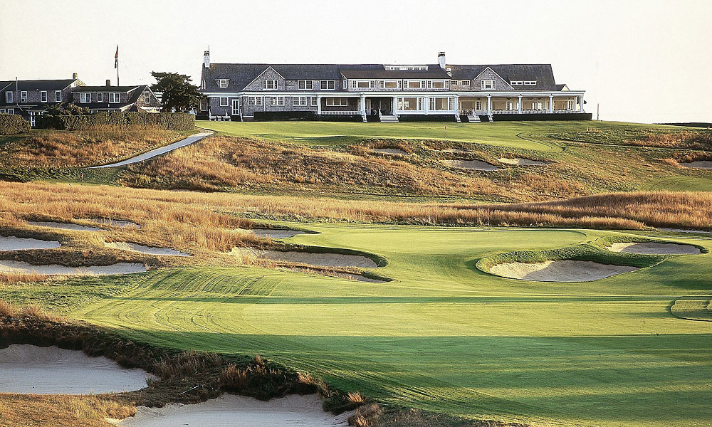 Retief Goosen won the 2004 U.S. Open at Shinnecock Hills, which has held the event four times, the first being in 1896. The Open will be played there in 2018 as well.