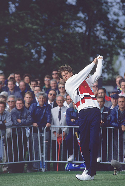 1989 Ryder Cup at The Belfry: 14-14 tie, Europe retains Cup