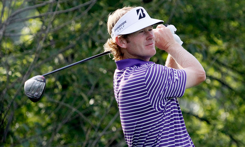 Brandt Snedeker was selected by Davis Love to play on the U.S. Ryder Cup team later this month.