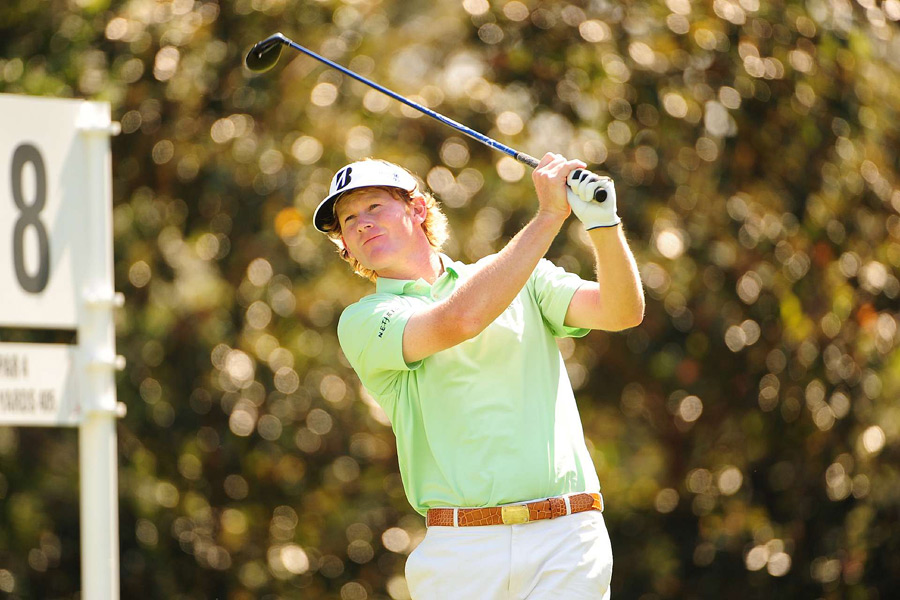 Brandt Snedeker shot a bogey-free 64 to finish tied for the lead.