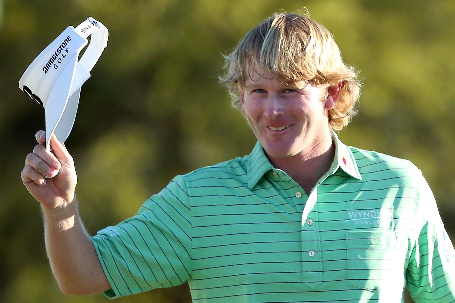 """Any time have you a chance to win the Masters and you don't come through, my lifelong dream, you're going to be upset, you're going to cry, you know, but I'll get through it.""                       --Brandt Snedeker on shooting 75 in the final group Sunday at the 2013 Masters."