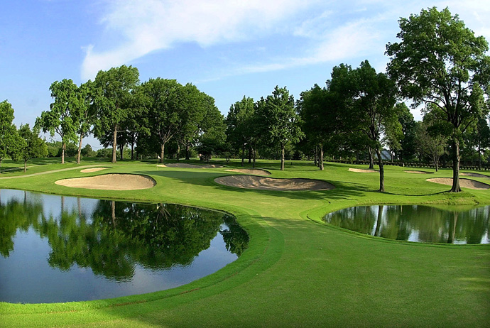 35. Southern Hills                       Tulsa, Okla.More Top 100 Courses in the U.S.: 100-76 75-5150-2625-1