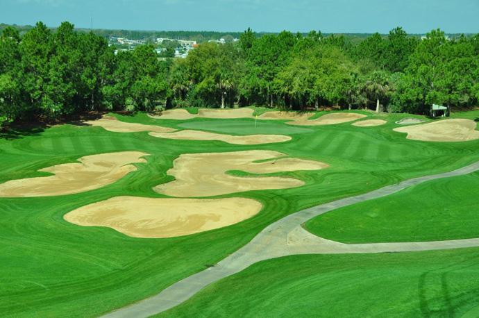 Southern Dunes Golf & Country Club -- Orlando                        southerndunes.com, 800-632-6400, $99-$119