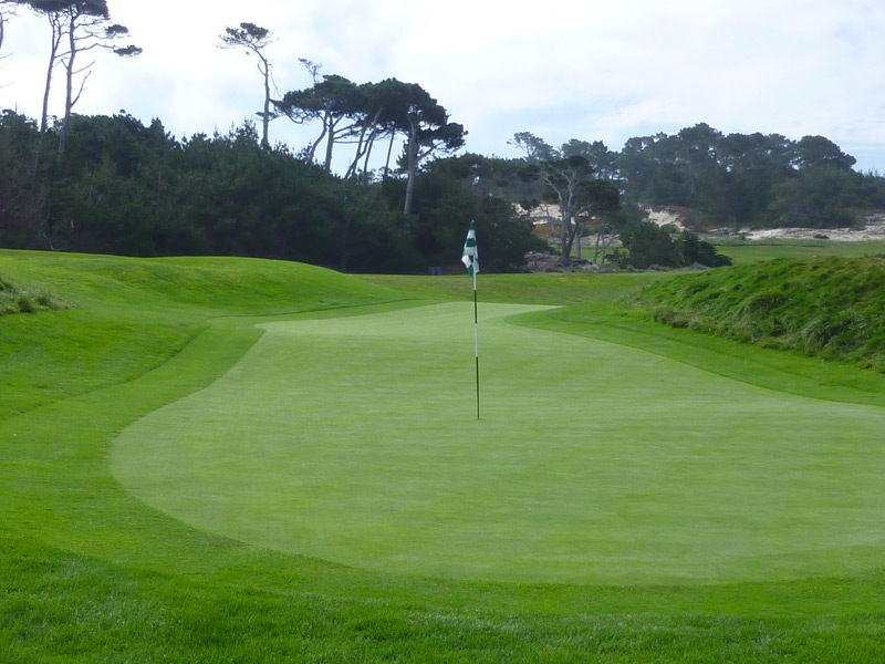 Spyglass Hill Golf Course -- Pebble Beach, Calif.                       Submitted by David Jonasson