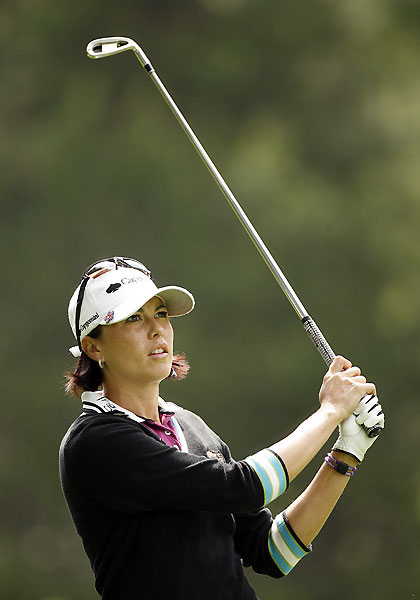 Stacy Prammanasudh                       The most accomplished of the Wilhelmina 7, Prammanasudh has two career LPGA victories, including the 2007 Fields Open in Hawaii.The most accomplished of the Wilhelmina 7, Prammanasudh has two career LPGA victories, including the 2007 Fields Open in Hawaii.