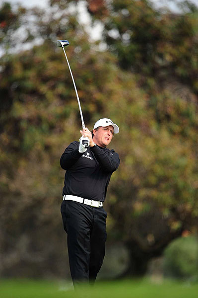 Three-time Buick Invitational winner Phil Mickelson finished T42. His two-over-par 290 total is the first time he has finished above par in 16 made cuts at Torrey Pines.                                      Mickelson has won at least one West Coast Swing event in 13 of the previous 18 years. Going into his third event of the year, this week's AT&T, he has missed the cut at the FBR and tied for 42nd at the Buick. In 2007, after a T45 at the Hope and a T51 at the Buick and a missed cut at the FBR, he won the AT&T and finished second at the Northern Trust