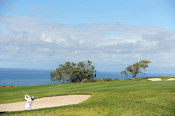 The scoring average at Torrey Pines was 74.010, the second-highest average there since the PGA Tour started keeping records in 1983. The highest was in 1993, when the course played to a 74.179 average.  During last year's U.S. Open, the South Course played to a 74.712 average, just three quarters of a stroke higher.
