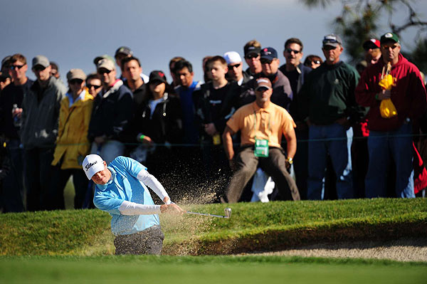Statistically, Nick Watney excelled in three areas.                    1. Scrambling: He missed 24 greens and got up and down on 18 of them, ranking first.                   2. Par 5s: He was 11 under, ranking second.                    3. Birdies made: He tied for fourth with 17.                                       Other than that, he was out of the top 10 in most major stats.