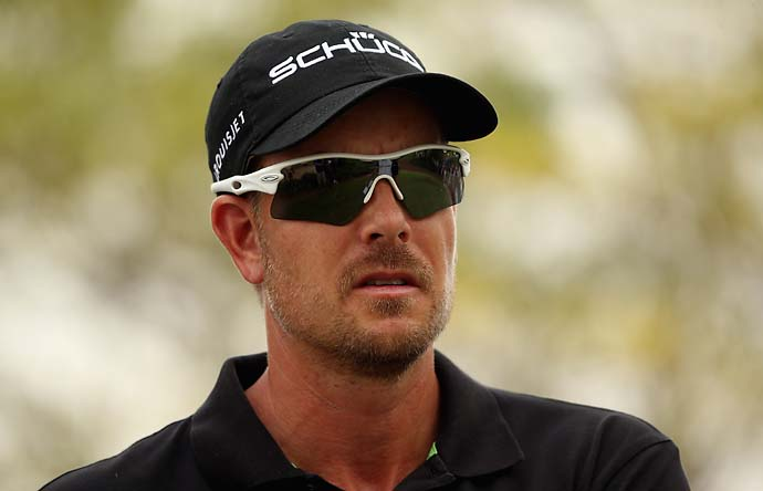 """Golf is a game where you're never going to get finished. You're never going to get to kind of the end result. So there's always room for improvement.""                     --Race to Dubai and FedEx Cup Henrik Stenson on his coach Pete Cowen saying that Stenson has only reached 70 percent of his potential."