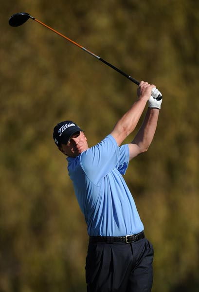 Steve Stricker shot 68 on Sunday to earn $840,000, his biggest check this year.