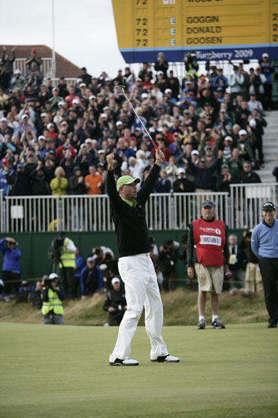British Open Championship                       Winner: Stewart Cink                       Stewart Cink went two under in a four-hole playoff with 59-year-old superman Tom Watson to win the 2009 British Open Championship.                       Read the entire article