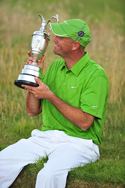 How He Qualified: Won the British Open.
