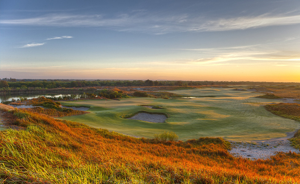 Best New U.S. Course You Can Play: Honorable Mention                       Streamsong Resort (Blue Course) -- Polk County, Fla. -- streamsongresort.com
