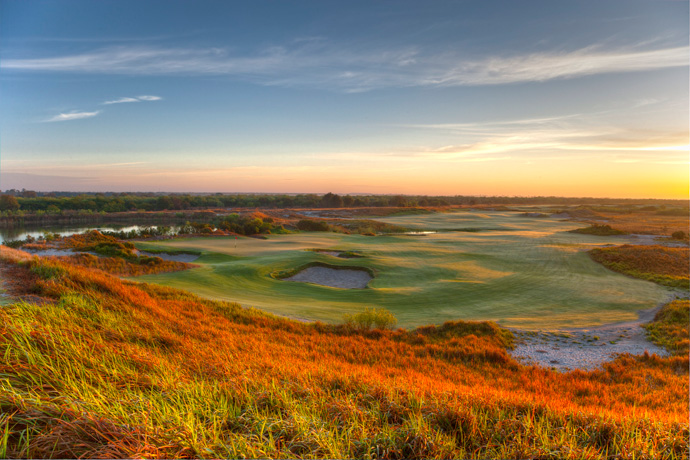 62. Streamsong (Blue)                   Streamsong, Fla.More Top 100 Courses in the U.S.: 100-76 75-5150-2625-1