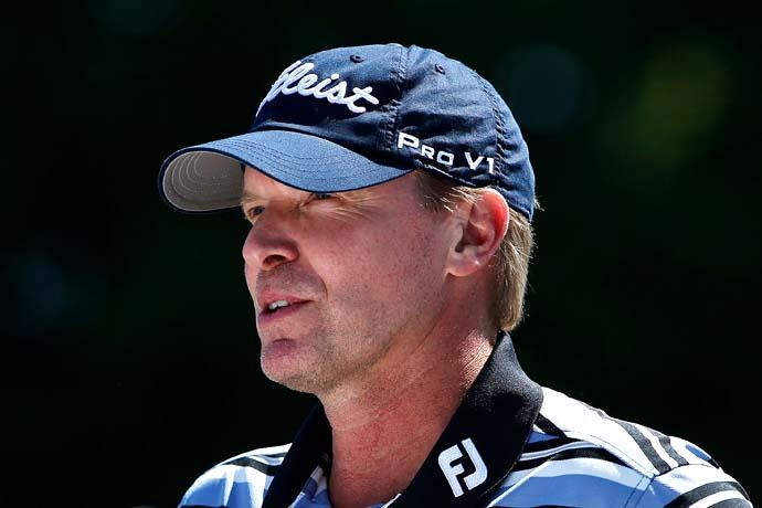 """I think it's just the nature of our game that we're friends out here, although we are competitors, we are friends.  And you like to see your friend do well, and you sometimes need another pair of eyes.""                       --Steve Stricker on the putting advice he gave Tiger Woods on the Doral practice green."