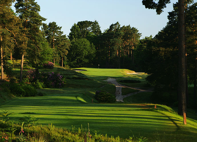 Best Halfway House Amid a 36-Hole Dream Day                       I knocked off a bucket-list item when I finished my round last May at Sunningdale (Old) in suburban London. The course instantly made my list of golf's most charming courses, alongside Cypress Point and France's Morfontaine. I also dueled with the New, an equally worthy test that let me sample the legendary sausages (doused with brown HP Sauce, a British favorite of mine) at the wooden halfway house. The feast was good for research purposes, though not so good for my waistline. At least we walked all 36!
