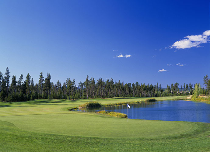63. Crosswater at Sunriver Resort Sunriver, Ore.; Bob Cupp/John Fought (1995) -- $99-$199, sunriver-resort.com