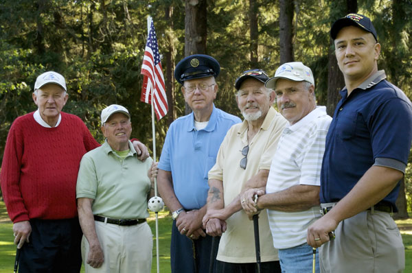 "The Supporters                   • Ken Still, 73, and Pepper Roberts, 77, offer a sanctuary for                   wounded warriors at American Lake GC, near Seattle                                      Ken Still: ""I've played on Tour and in the Ryder Cup, but this is the                   most satisfying thing I've done in golf: giving lessons and clinics at a                   course for veterans. That's American history out there — men from                   every war going back to World War II. And to see young kids come back                   from Iraq with their hands and                   legs blown off, and then to watch                   them be able to hit balls is a treat.                   We have nine holes, and Jack                   [Nicklaus] is designing another                   nine at no charge. These men                   devoted their lives to this country,                   and this place makes them feel                   wanted and loved.""                                      Pepper Roberts: ""I'm a veteran                   of Korea. I've seen what war does to a man's body and mind. There's a                   sergeant here who was hit by a roadside bomb in Iraq. He dragged two                   men to safety, one in each hand, then looked down and realized half of                   his hip was gone. He came back to the States and would sit home alone,                   pull his shades down, and drink for hours. He came here and learned                   to swing left-handed because he couldn't use his left hip. Soon he was                   laughing with guys three times his age. He said to me, 'If it wasn't for                   this place, I would have killed myself.' And I don't care how old you                   get — you never get tired of getting a hug.""                                      Still, far left, and Roberts, next to him, with some course regulars."