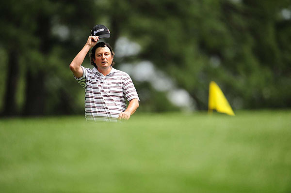 Who is the best player without a PGA  Tour victory?                        Tim Clark  33%                        Brett Quigley  24%                        Briny Baird 19%                                           Also receiving votes: Harrison Frazar, Matthew Goggin,  Rory McIlroy, Colin Montgomerie,  Kevin Streelman, Bo Van Pelt                                                                                     Loose Lips                        You mean this week?