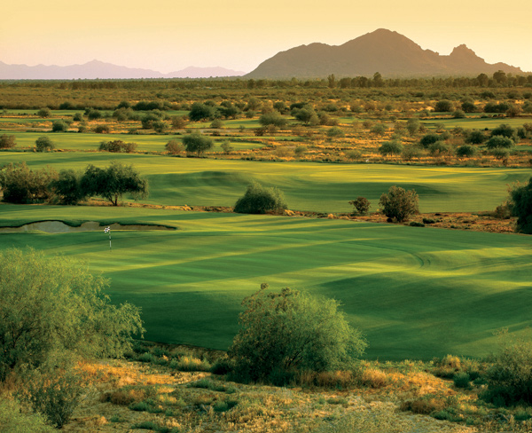 Talking Stick Golf Club | Scottsdale, Ariz.                       Green fees: $40-$170                       480-860-2221, talkingstickgolfclub.com