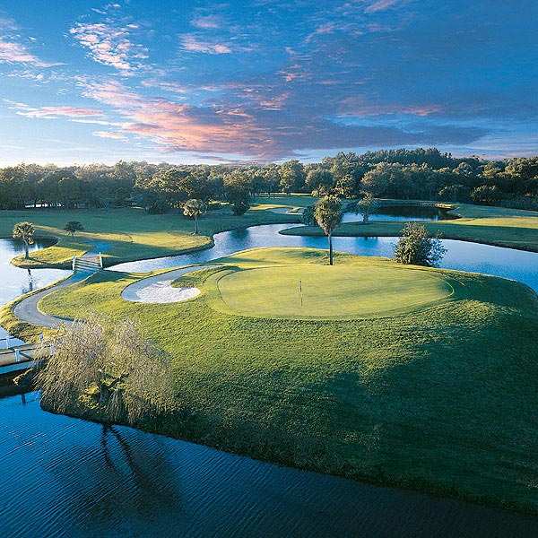 No. 7Tampa and St. Petersburg, Fla. There are plenty of reasons to visit, including Pine Barrens, TPC Tampa and Fox Hollow Golf Club.                        • Five family friendly Fla. resorts                       • Tampa: Where to find affordable, quality golf                       • Golf and spring training in one trip                       The 410-yard 5th hole at Innisbrook's Highland North Course