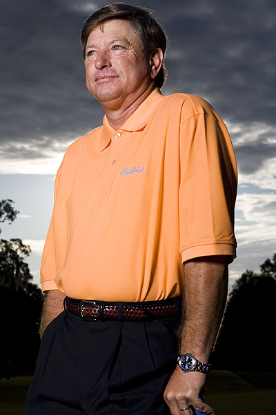 "The Teacher                                      • Mike Shannon, 55, helps Tour pros and Average Joes take dead aim on the greens                                      ""You may be aiming wrong on the greens and not even know it. The aim of the putter is the foundation of good putting. Without it, the stroke must be manipulated to get the ball on the correct path. I've seen players of all levels — from Tour stars when I was a pro at Isleworth Country Club [near Orlando] to everyday players — think that they're                   aiming correctly when they're actually three or four inches off line for every ten feet of a putt. To get to the bottom of this, I worked with a team of                   optometrists to analyze thousands of putts, to better understand the way your eyes can mislead you. We found that your aim is influenced by your                   vision and your dominant eye, which, unfortunately, can deceive you on the greens. Depending on ball position, when many players look down at address,                   they see a perceived line that's actually right or left of the true line. That costs you strokes.                   ""I've found that every player has a unique front-to-back ball position that works for them, with their vision. If you have the ball one inch too far back in your stance, you'll aim about three inches right of the true line on a 10-footer, but you'll think your aim                   is correct. One inch too far forward? You'll aim left. I help players find the right ball position. I've seen                   guys move the ball an inch at address and become perfect aimers, dropping four, five strokes just like that. You could say it's eye-opening."" Learn Shannon's putting secrets.                                      Mike Shannon is the putting instructor at the Golf Learning Center at Sea Island Resort, on St. Simons Island, Ga. (888-732-4752; seaisland.com)"