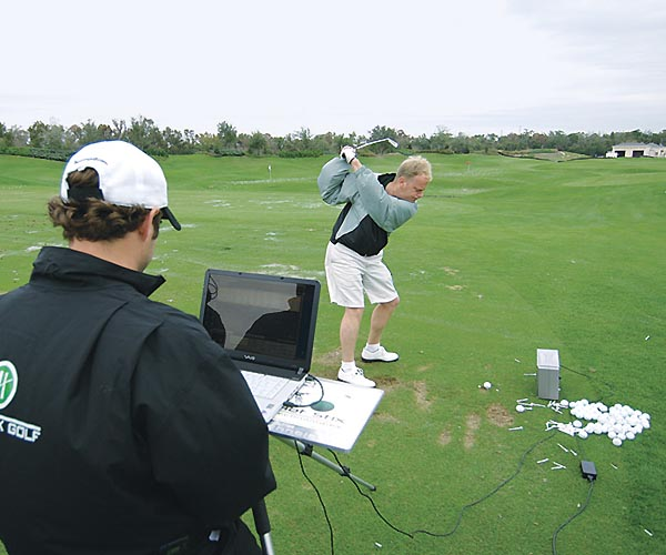 What we did                                              Seven testers -- handicaps: 2, 3, 5, 8, 9, 10, 11—hit dozens of balls with the four test models. Clubs had 20 to 22 degrees of loft. Hooked up to a launch monitor, the testers hit clubs in varying order. Only well-struck shots were recorded, and we averaged the testers' totals. Here's how the clubs fared.