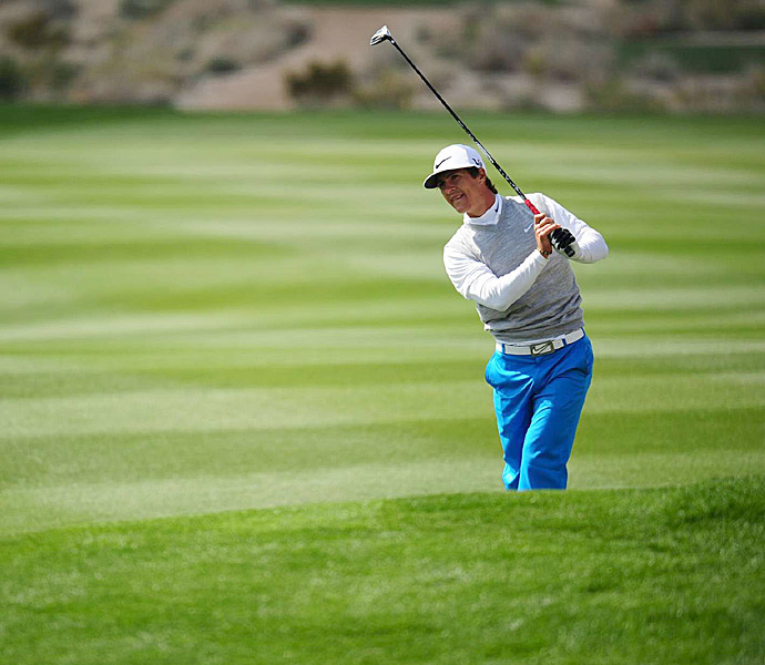 Check out the Nike gear Thorbjorn Olesen is swinging on the PGA Tour in 2013.