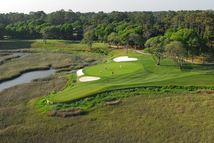 Tidewater Golf Club -- Myrtle Beach, S.C.                        tidewatergolf.com, 843-913-2424, $105-$159