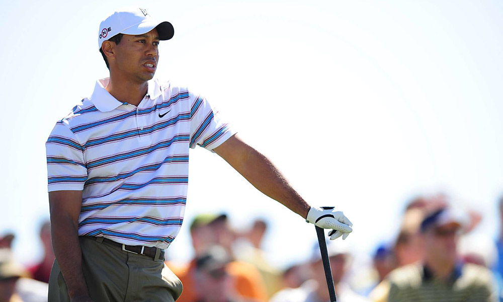 After the 2008 U.S. Open, Woods announced he was taking a break from the game to have surgery on his knee. He returned from surgery at the 2009 WGC-Accenture Match Play Championship, where he lost in the second round to Tim Clark.