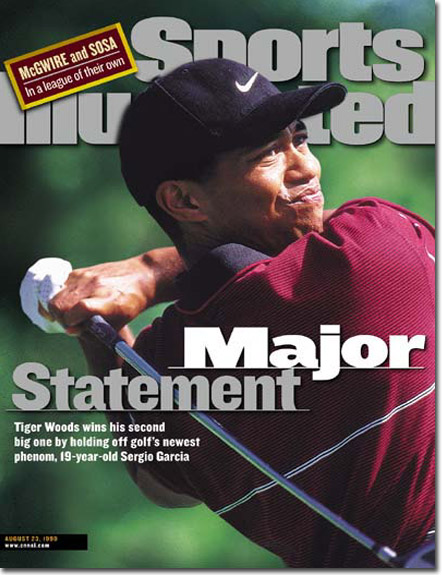 Tiger Woods won his first PGA and second major in 1999 when he held off a young Sergio Garcia at Medinah. Read Article