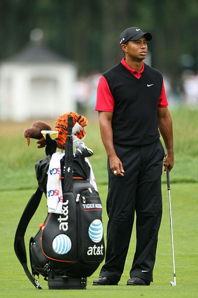 Of the 68 victories, 43 have (or had) corporate sponsors who also sponsored Tiger, including AT&T (two times), Buick (eight times), Accenture (three times) and American Express (five times).