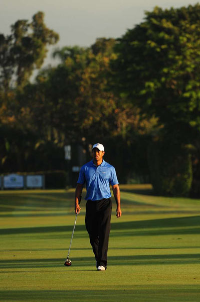 Woods finished fifth at last year's CA Championship.