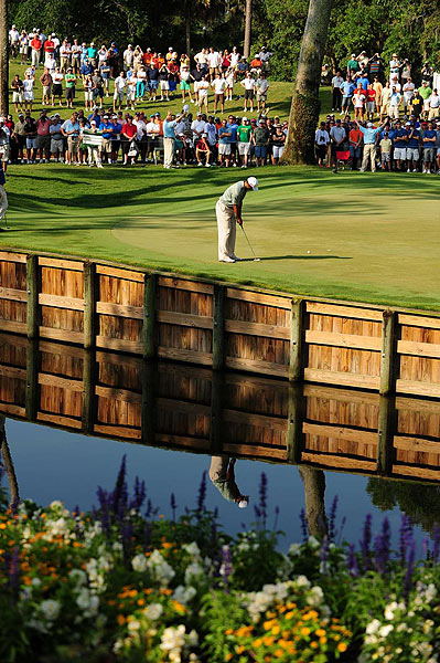 First Round of the Players Championship                     Tiger Woods kicked things off at TPC Sawgrass with a one-under 71.
