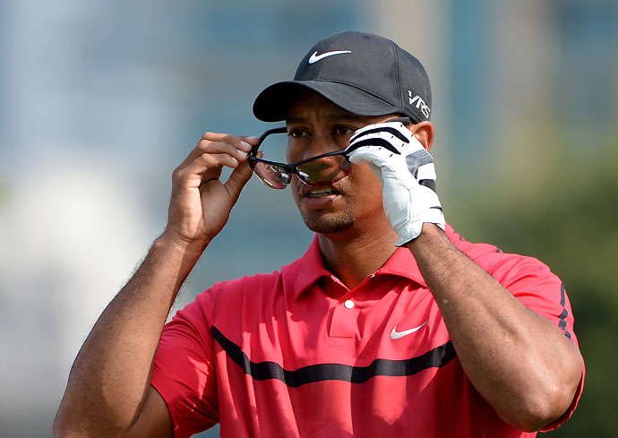 """I had planned to take that week off and travel with Lindsey to Sochi, but unfortunately that won't happen. Instead, I'll stay home and prepare for the Florida tournaments.""                       --Tiger Woods on skipping the Accenture World Match Play Championship. Woods lost in the first round last year."