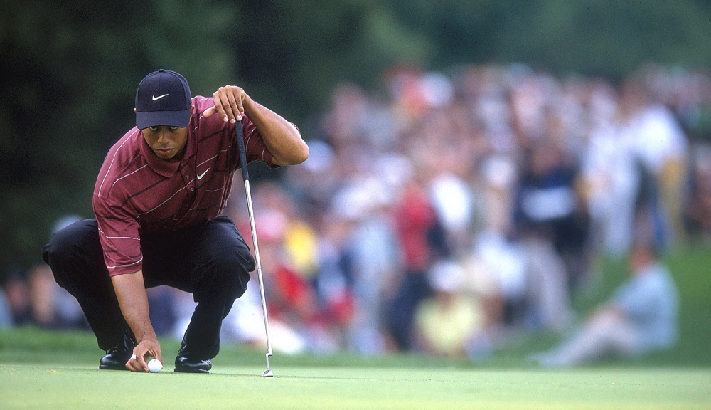 The pros return to Bethpage Black this week for the Barclays. Take a look back at classic SI shots from the 2002 and 2009 U.S. Opens at Bethpage.                                          In 2002, Bethpage Black on Long Island became the first municipal course to host the U.S. Open. Tiger Woods came into the event fresh off winning his third green jacket at the Masters.