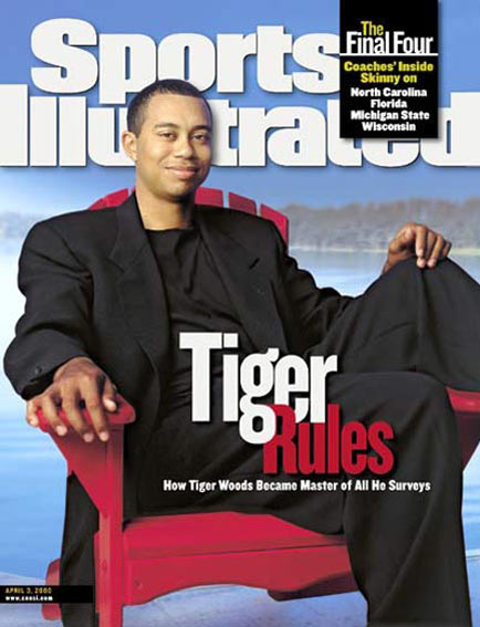 April 3, 2000                     A look back to the roots of Tiger's golfing career.                                           Read the story.