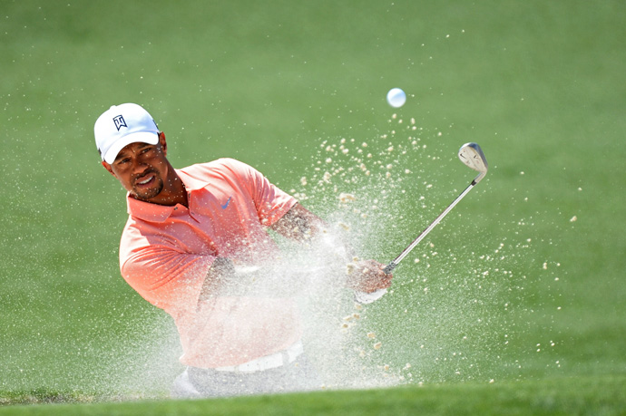 Woods is a four-time champion, but he hasn't won at Augusta since 2005.