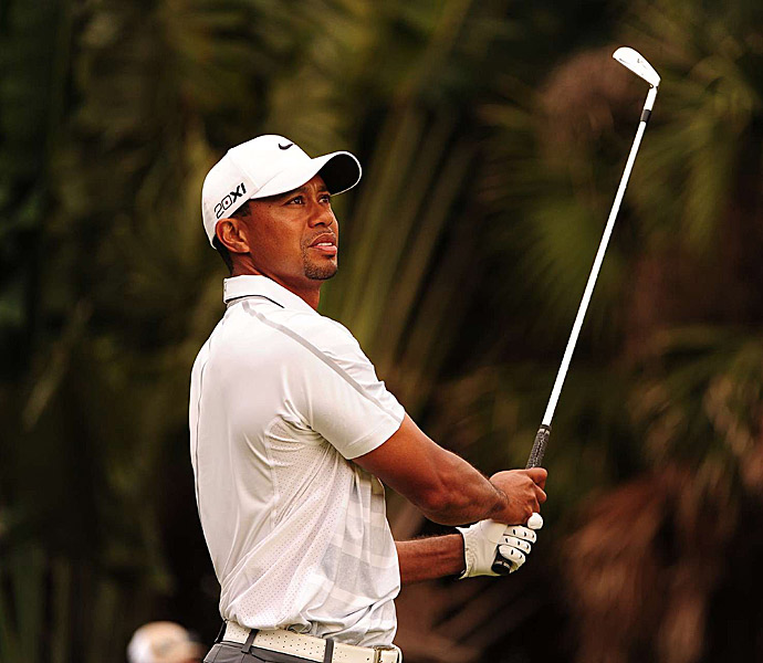 Take a look at the Nike clubs Tiger Woods is putting into play on the PGA Tour in 2013.