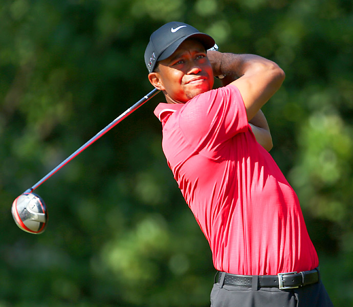 Tournament: The Players Championship                     Champion: Tiger Woods                     Driver: Nike VR Tour
