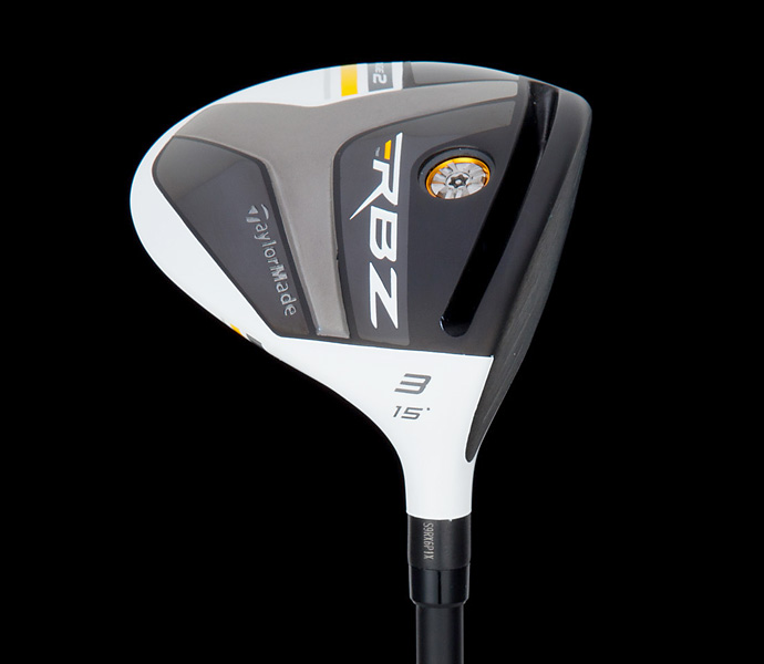 TaylorMade RocketBallz Stage 2 Tour Fairway Woods                     Read the complete review                     Price: $279