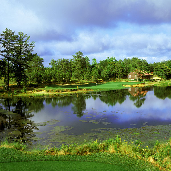 89. Tobacco Road Golf Club Sanford, N.C.; Mike Strantz (1998) -- $49-$134, tobaccoroadgolf.com