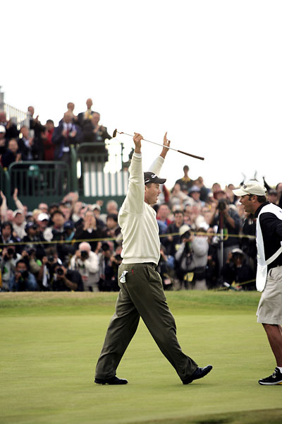 Todd Hamilton, 2004, Royal Troon