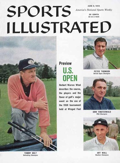 1959 U.S. Open PreviewJune 8, 1959