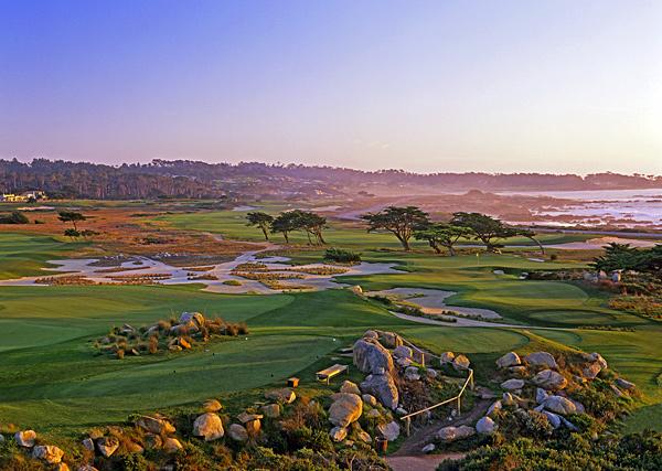 Monterey Peninsula                     Pebble Beach, Calif.                     #72 U.S.