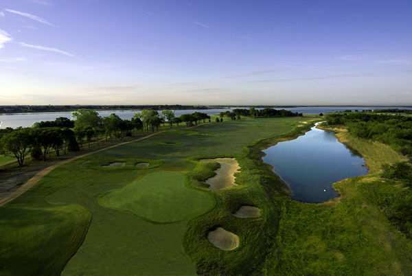 5. Old American, The Colony                     $150-$175, thetribute.com                                          Another course ranked as one of the Best New Courses of 2010, Old American brought together Tripp Davis and Justin Leonard to craft this stylish layout north of Dallas.