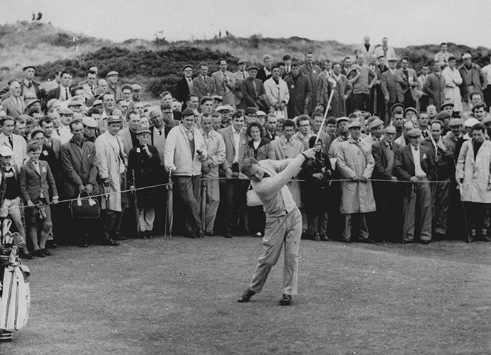 6. Royal Troon Golf Club, Troon, Scotland: More Palmer power was on display when the King shot an Open record 276. His six-stroke margin of victory was the largest since 1929, and he was 13 shots better than the third place finishers.