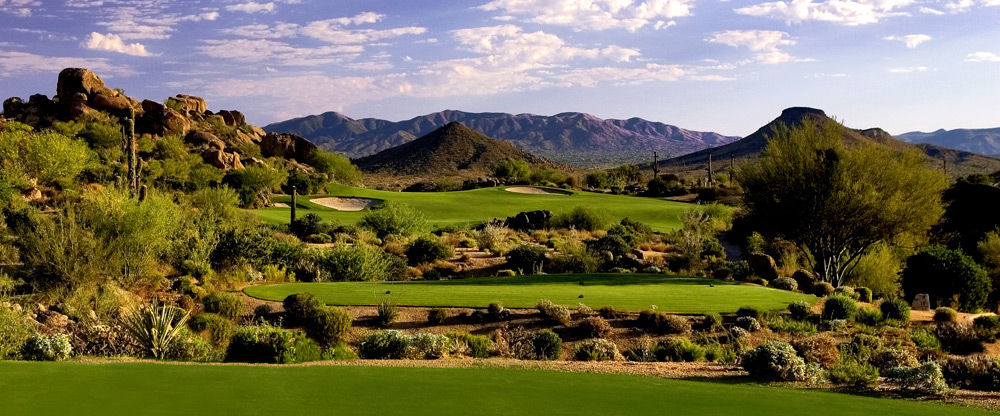 Troon North Golf Club (Monument)                        Scottsdale, Ariz. -- $85-$340, troonnorthgolf.com
