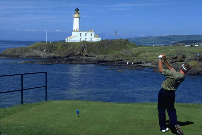 No. 4: Turnberry, Turnberry, Scotland(No. 18 on Golf Magazine's Top 100 Courses in the World)