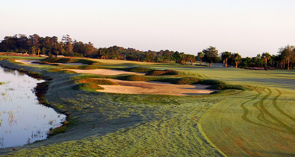 Best New U.S. Private Course of the Year                        TwinEagles Club (Eagle) -- Naples, Fla. -- twineagles.com